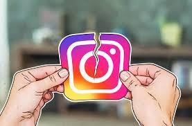 cancellarsi da Instagram 1