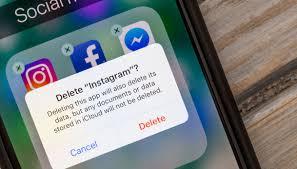 come si fa ad eliminare un account Instagram