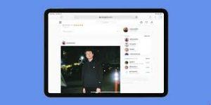 instagram direct web