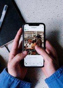 aprire un account instagram per un'azienda