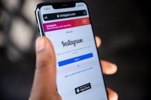 come si elimina un account instagram