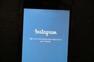 copertura su instagram