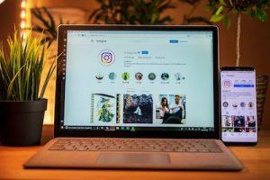 Come collegare una pagina Facebook a Instagram