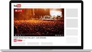 come fare le live su youtube 4
