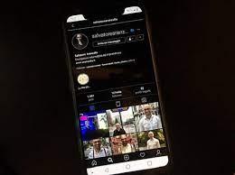 dark mode instagram 2